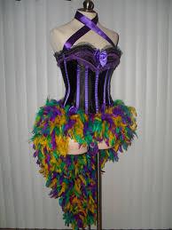 Showgirl Halloween Costume Mardi Gras Burlesque Showgirl Halloween Costume Moulin