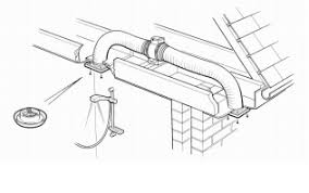 Vortice Bathroom Fan Airflow Aura Auinl100t 100mm Inline Extractor Fan With Timer