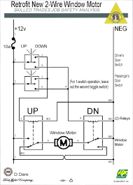 diagram universal power window wiring diagram motor universal
