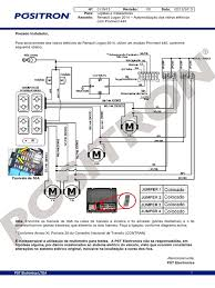 c0119 13 renault logan 2014 ndash automatizacao dos vidros