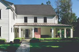 new houses being built with classic new england style farmhouse redux maine home design
