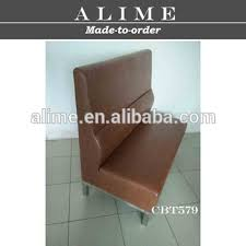 alime cbt579 cafeteria furniture modern cafeteria booth sofa