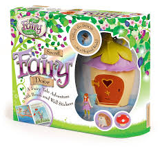 my fairy garden secret fairy door play set amazon co uk toys u0026 games