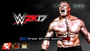 wwe games wwe smackdown vs raw 2k17 iso cso rom download psp ppsspp