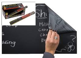 buy packnbuy black board vinyl wall sticker removable decal buy packnbuy black board vinyl wall sticker removable decal chalkboard 45 x 200 cm online at low prices in india amazon in