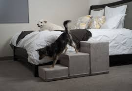 awesome elevated dog bed with stairs elevated dog bed with within