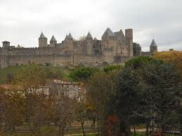 siege of carcassonne castle hopping in the pays cathare 2008