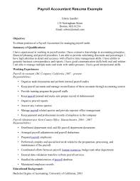 Payroll Resume Samples by Market Research Consultant Cover Letter