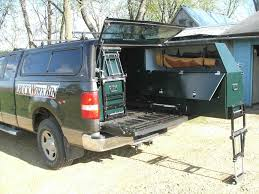 homemade truck truck bed storage for guns marycath info