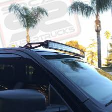 Led Light Bar Mounts Dodge Ram Light Bar Roof Mount Brackets For 50