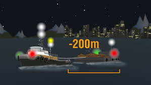 boat lights at night rules type of boats that require navigation lights aceboater com