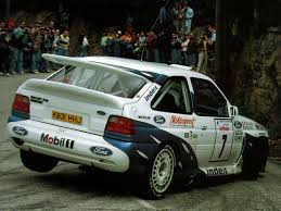90 Ford Escort Ford Escort Cosworth All Racing Cars
