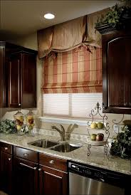 Kitchen Curtains Modern Kitchen Blue And Green Curtains Dark Red Curtains Gray Sheer