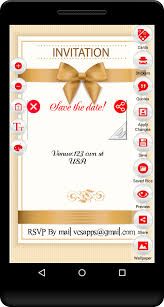 invitation maker app birthday invitation card maker android apps on play