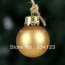 dia3cm 10pcs 10pcs gold glass balls tree