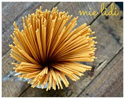 membuat mie gomak goreng indonesian medan food mie gomak batak style noodles