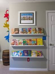 Cute Bookshelves by Wall Bookshelves For Kids Stores Home Interior Wall Decoration