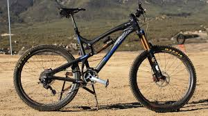 fox motocross suspension cruz nomad carbon with prototype fox suspension santa cruz nomad