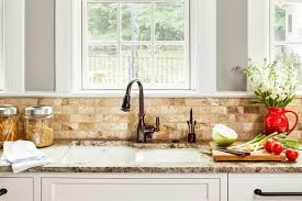 what s the best thing to clean kitchen cabinets with what are the best backsplash materials for your kitchen
