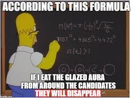 Funny Math Memes - homer math imgflip