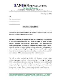 letter of introduction to a company for business mediafoxstudio com