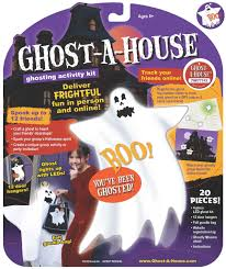 ghost a house ghosting activity kit u2013 tyler walker