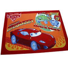 Lightning Mcqueen Rug Disney Cars Rug Ebay
