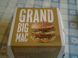 Big Mac Meme - unboxing grand big mac album on imgur