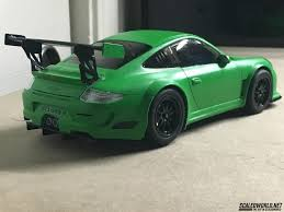 stanced porsche 911 porsche 911 gt3r scaledworld
