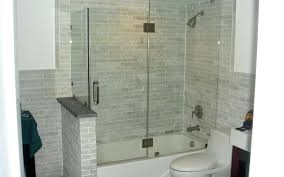 Bathtubs With Glass Shower Doors Interior Design For Glass Shower Door Handles Lowes Andyozier