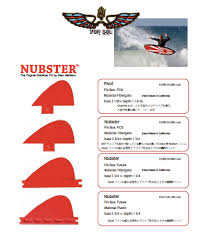 knubster fin the fcs vs knubster rc surf world