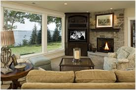 interior tv set living room exquisite ideas with modern