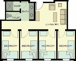 fantastic minimalist small house floor plans modern design ideas