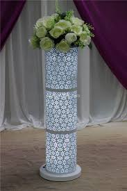 used wedding decorations the 25 best wedding columns ideas on christmas