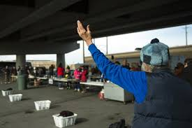 on a mission to help the homeless this utah serves up faith