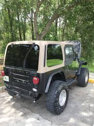 jeep frameless soft top 97 tj reduced price jeeps net forum