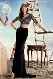 black friday homecoming dresses alyce paris prom flashback friday crop top dresses 2 piece dresses