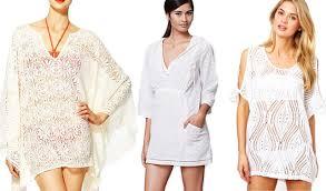 white honeymoon honeymoon swimwear white cover ups