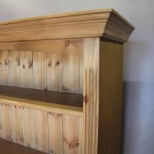 arched u0027 pine bookcase