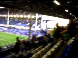 Top Balcony Goodison Park by Goodison Park View From Upper Gwladys Youtube