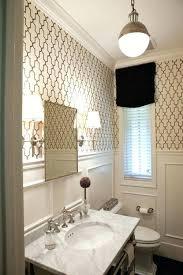 bathroom with wallpaper ideas small bathroom wallpaper ideas powder room decor powder room wall