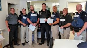 bureau de probation dagsboro department awards certificates of appreciation to