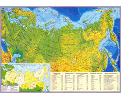 map of europe russia and the independent republics maps of russia detailed map of russia in and russian
