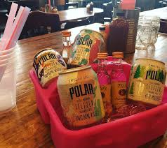 boston bartenders make cocktail recipes with magical polar seltzer
