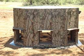 Ground Blinds For Deer Hunting In Ground Deer Blind For Bow Hunters North Texas Deer Blinds