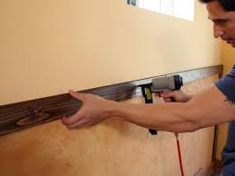 textured hacienda style wainscoting hgtv