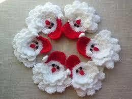 crocheted christmas crocheted christmas gnome crochet christmas decoration set