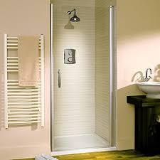 800mm Pivot Shower Door 800mm Semi Frameless Pivot Shower Door Silver Lakes Italia La