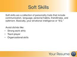 Communications Skills Resume Resume 2 0