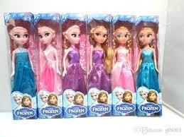 frozen anna elsa toys princess dolls 10inch christmas nice gift